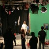 Filming in the KUAC TV studio