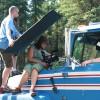 Film shoot on location in Fairbanks!
